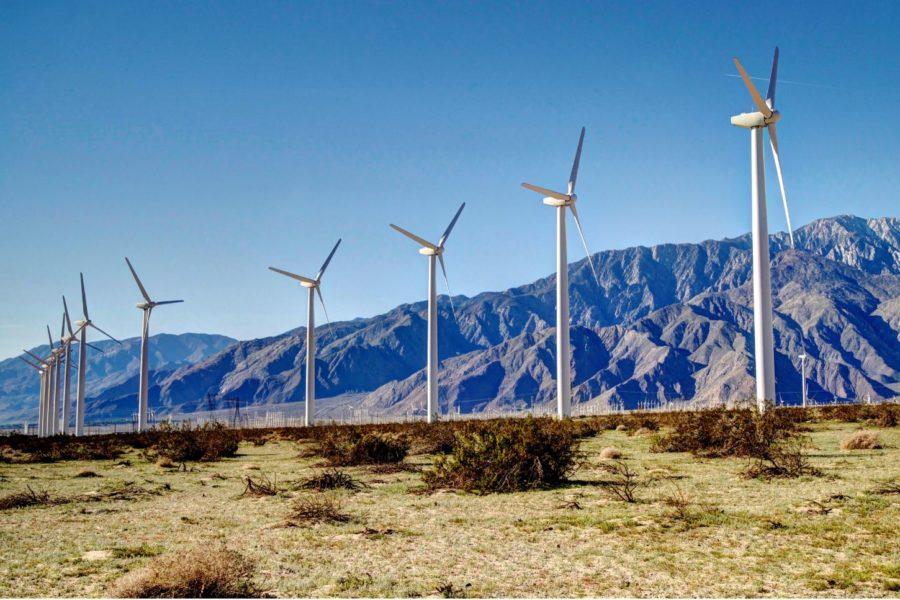éolien - wind urbine