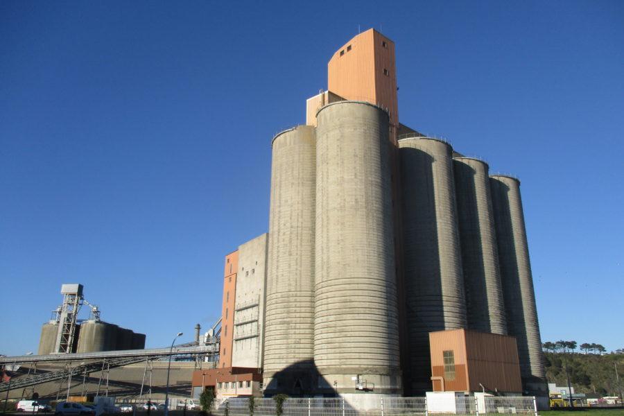 diagnostic de solidité et de durabilité sur des silos à Brest
