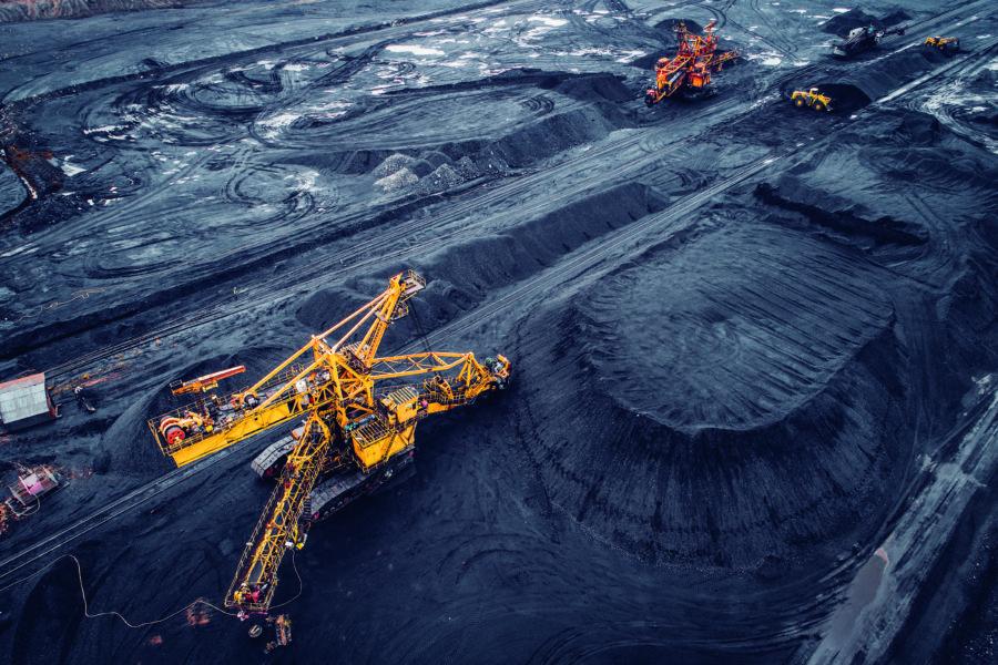 MINES - mining