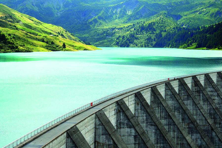 barrage - dams