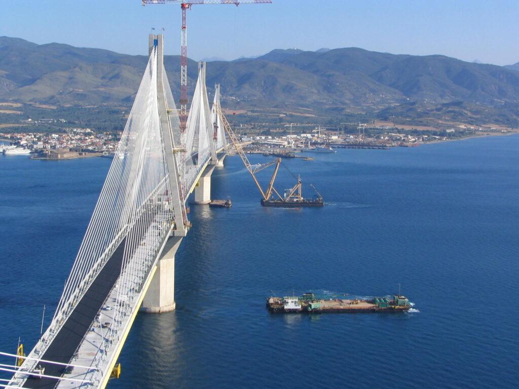 Rion Antirion bridge