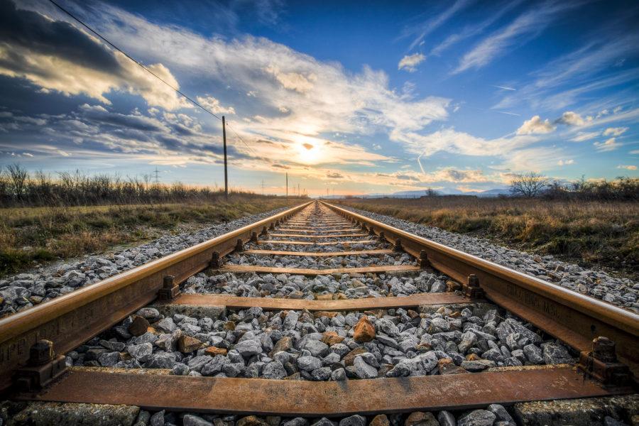 rails train