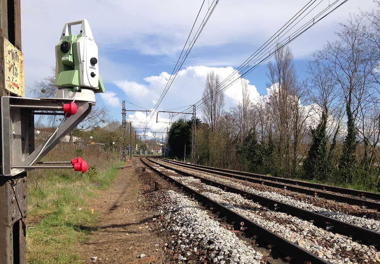 Cyclops SIXENSE pour application rail